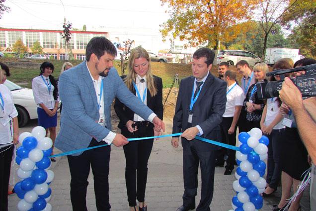 Торжественное открытие новой штаб-квартиры «Дельта-Липецк»