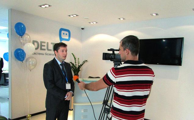 Сергей Бузин комментирует открытие новой штаб-квартиры