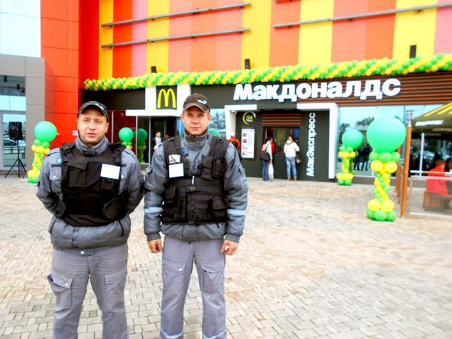 Охранники «Дельта-Новокузнецк» следят за общественным порядком и безопасностью