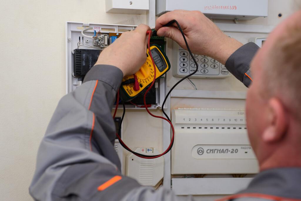 Техническое обслуживание пожарной сигнализации в Москве