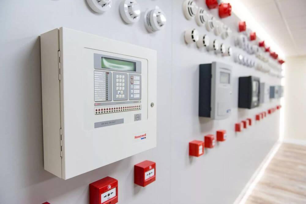 Обслуживание охранно-пожарной сигнализации в Москве